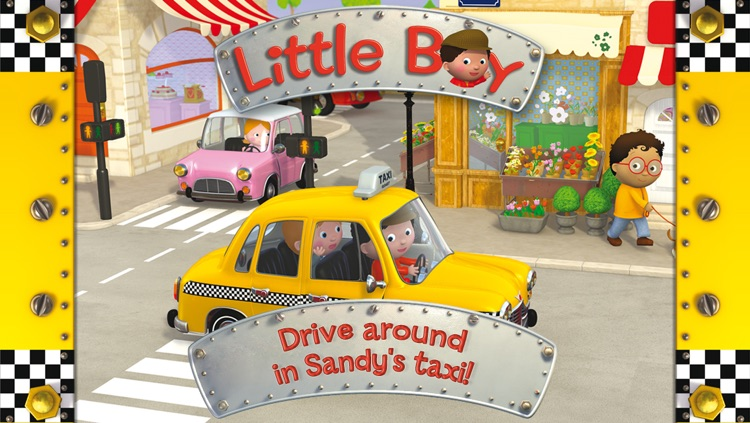 Sandy's taxi - Little Boy screenshot-0