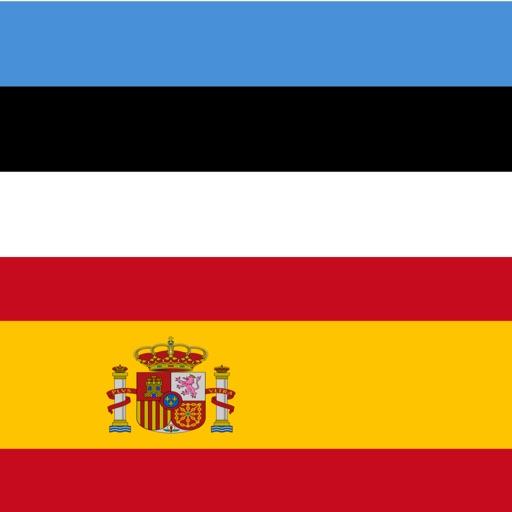 Estonian - Spanish - Estonian dictionary