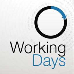 Ícone do app WorkingDays