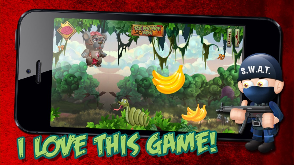 Animal Zombies and Friends of Banana Town Hill – FREE Game! Cheat Codes