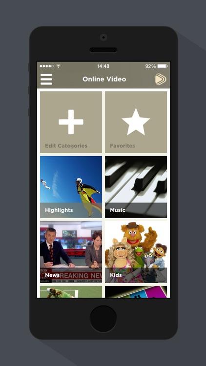 Media Center for Chromecast screenshot-3