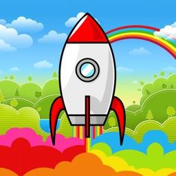 Rainbow Rockets!