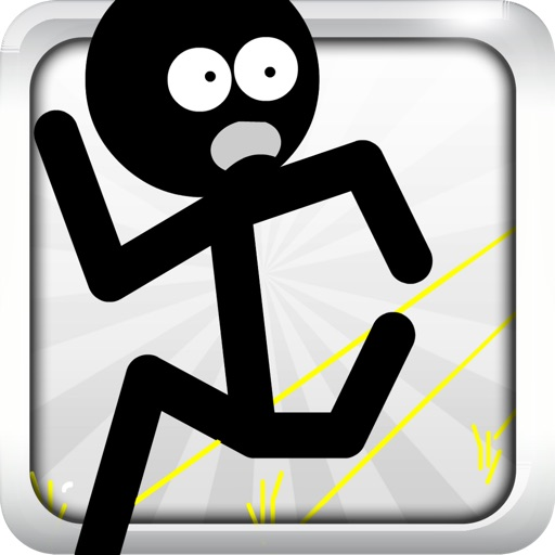 Stickman Escape Race Pro icon