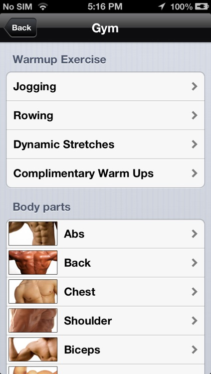 i-Gym screenshot-2