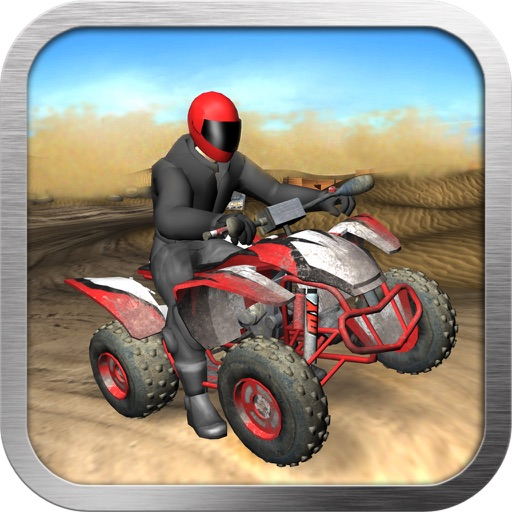 Quad Bike Race - Desert Offroad