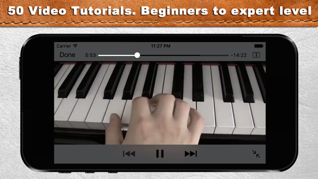iLearnPiano Screenshot