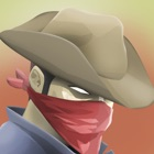 Wild West Cowboy Renegade: Six Gun Ranger Outlaw icon