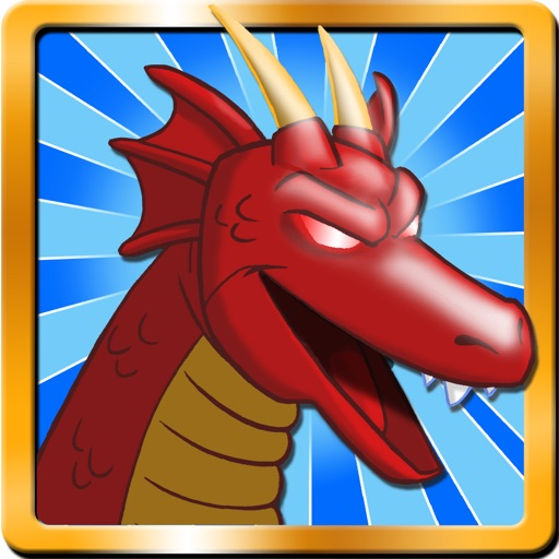 Dragon Vs. Fire Ballz - HD Flying Game