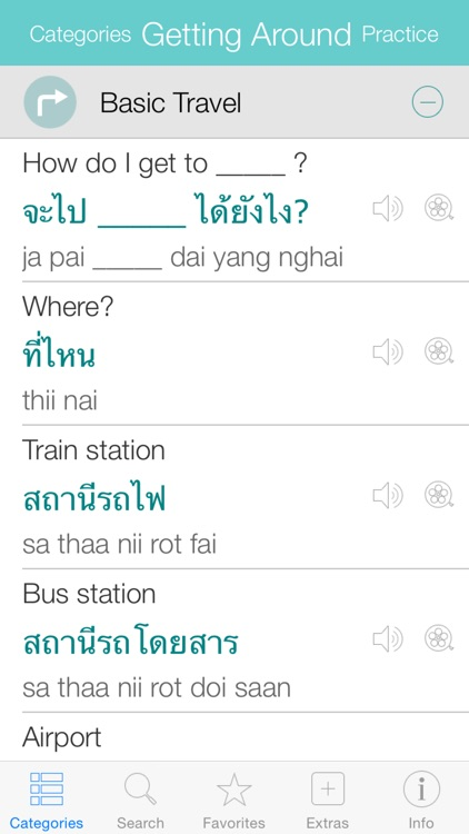 Thai Pretati - Translate, Learn and Speak Thai with Video