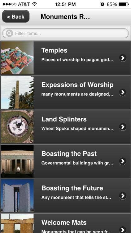 Terraforming Field App