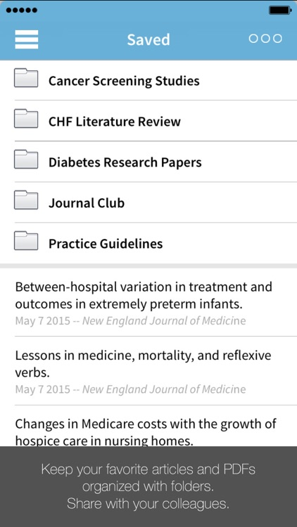 Docphin - Medical Journals and Pubmed screenshot-4
