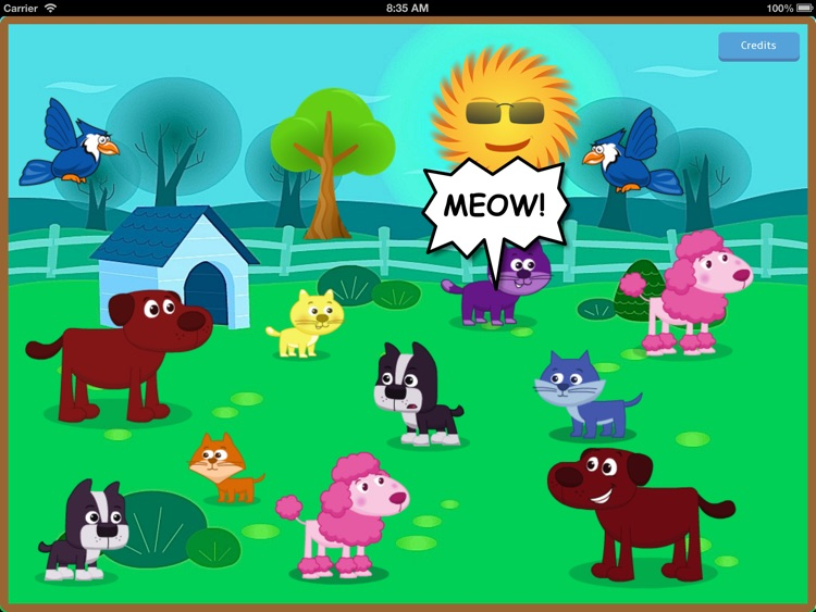 Puppy and Kitten Sounds for Kids
