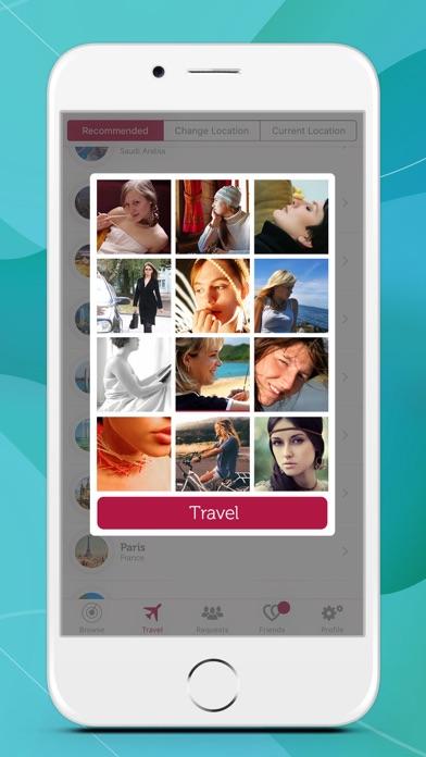 Matchmallows – [ Dating, Chat, Match, Hookup, neue Leute Treffen ]Screenshot von 4