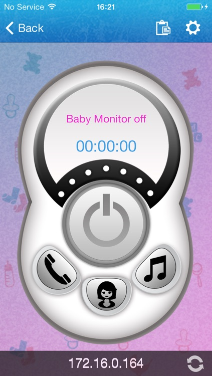 Baby Monitor Pro