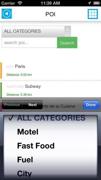 France offline road map, guide & hotels (FREE edition) screenshot-2