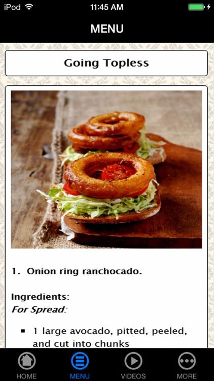 Easy & Best Healthy Vegan Sandwiches & Recipes for Beginners screenshot-3