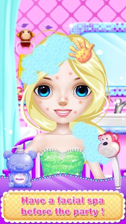 Princess Fashion Salon - Girl Makeup Game