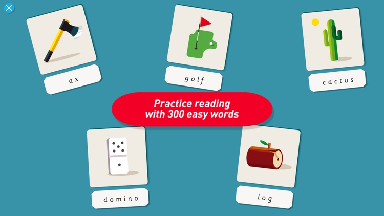 Montessori Early Reading - Phonics & Rhyme games screenshot-3