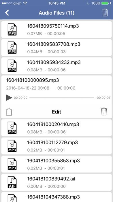 テキストをオーディオファイルに変換するのおすすめ画像3
