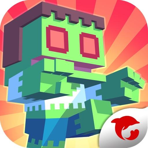 Zombie Island-Devour the city
