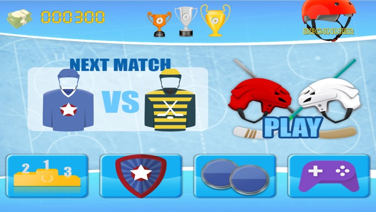 Hockey League All Stars - Win the competition! screenshot-3