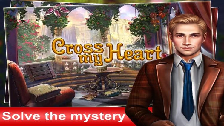 Cross My Heart Hidden Objects