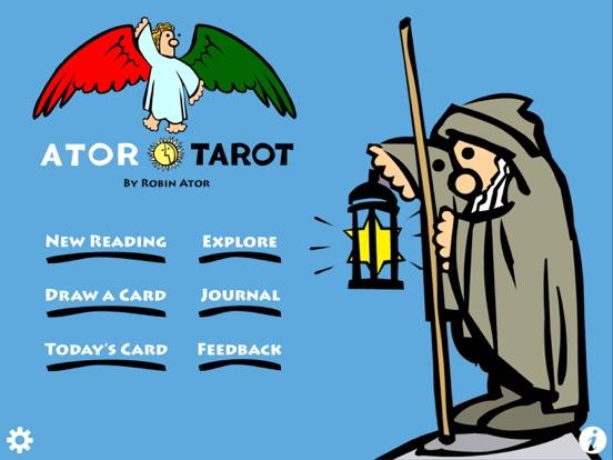 Ator Tarot-ipad-0