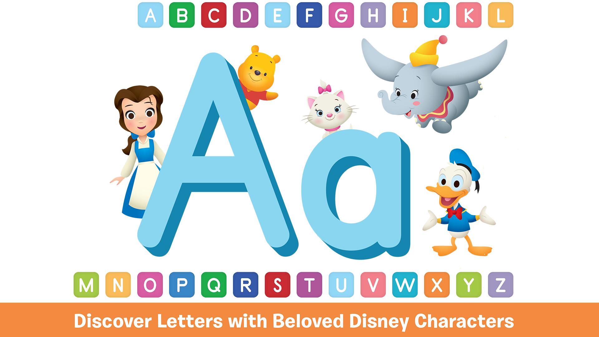 Disney Buddies: ABCs screenshot 12