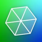 isosceles : geometría virtual icon