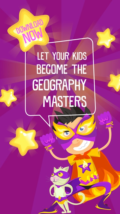 Atlas 3D for Kids – Games to Learn Geography (P) screenshot-4