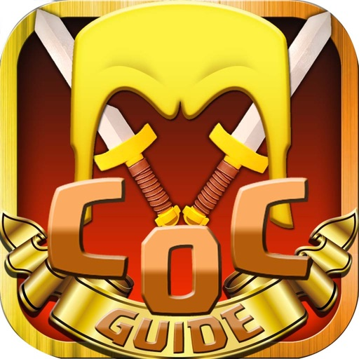 Pocket Guide for Coc-Clash of Clans - Hacks, Gems, Tips Video, Layouts and Strategy iOS App