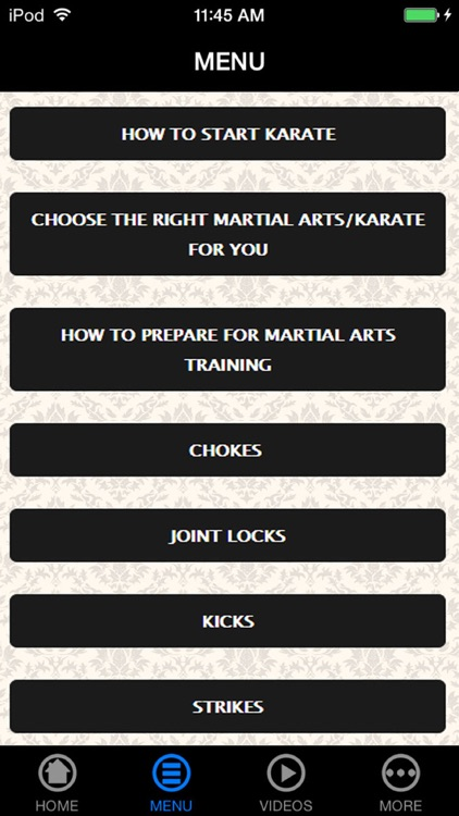 Learn Karate - Beginner's Guide screenshot-4