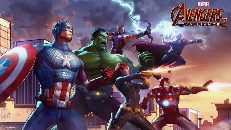 Marvel: Avengers Alliance 2 screenshot-4