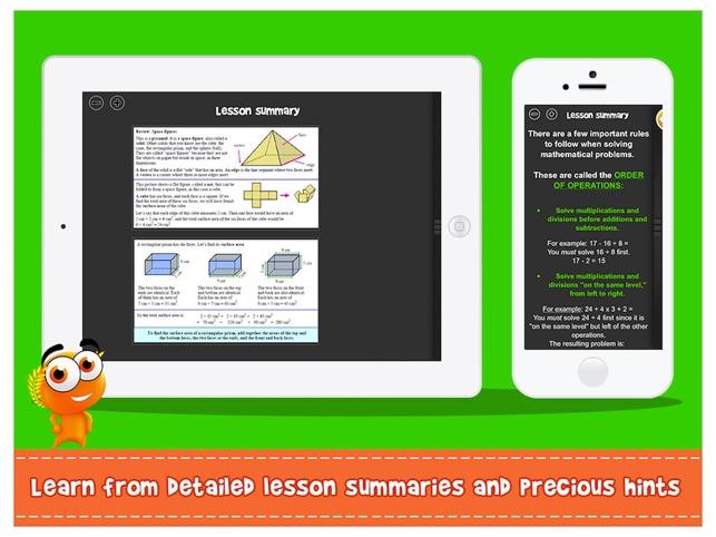 iTooch 5th Grade | Math [FULL] Screenshot