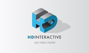 HD Interactive 360 Video Player