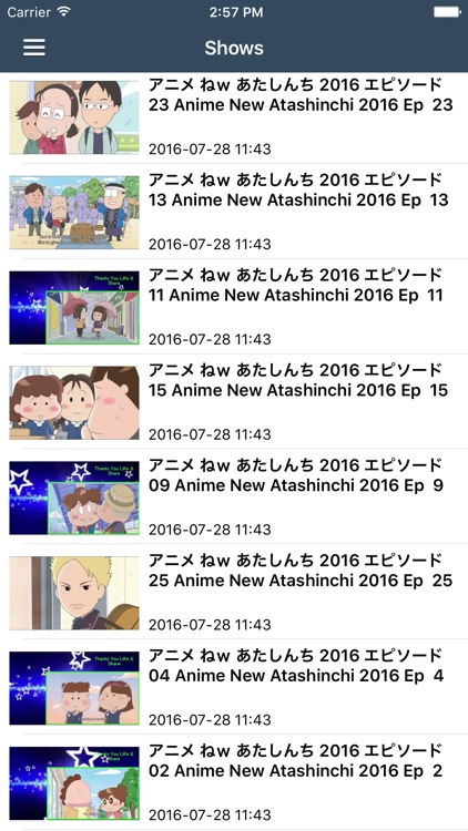 Anime News & Music, Videos & Shows Pro Edition screenshot-4
