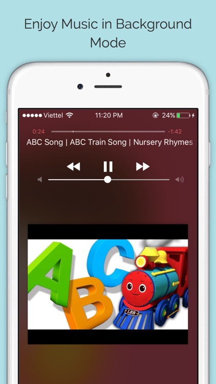 Kids Tube - Free Music Video Nursery Rhymes For Kids screenshot-4