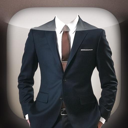 man suit photo montage software