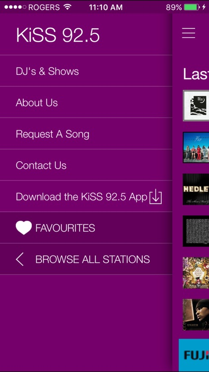 Rogers Radio screenshot-2