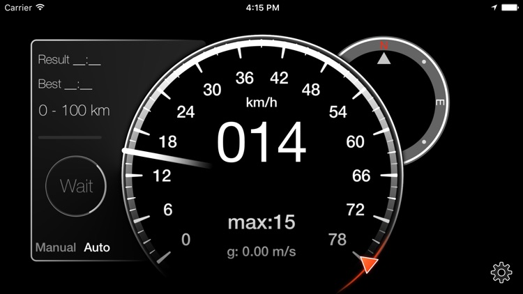 Speedometer [GPS] screenshot-4