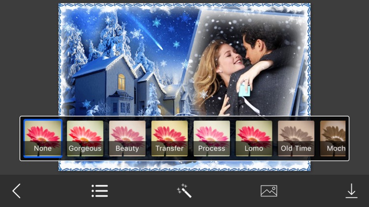 Winter Photo Frames - Instant Frame Maker & Photo Editor