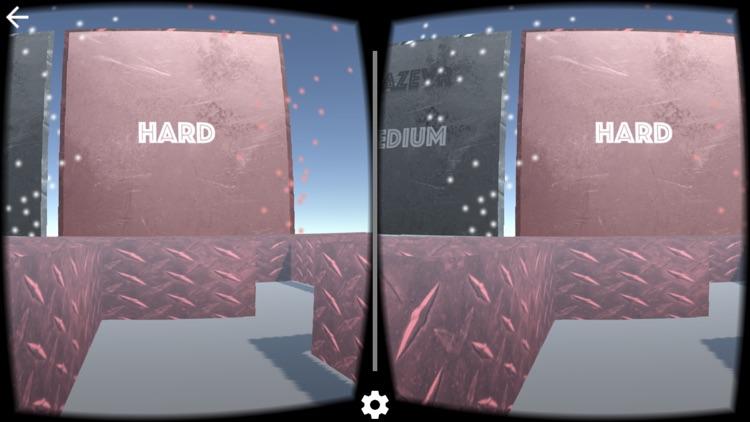 MazeVR for Google Cardboard screenshot-3