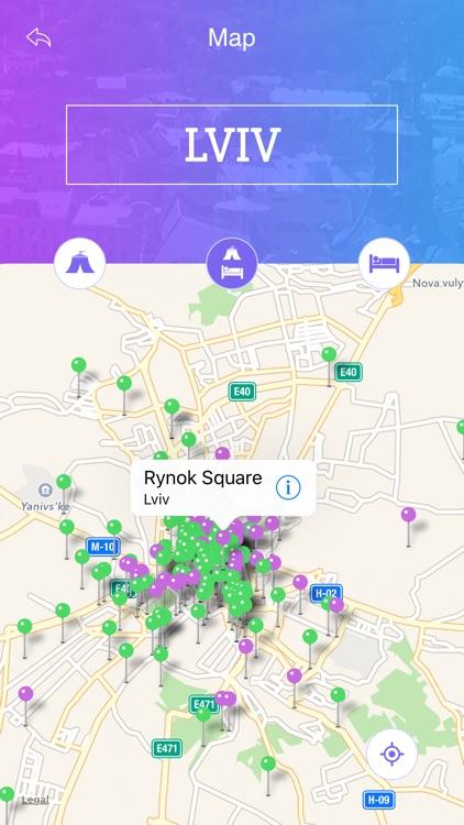 Lviv City Guide screenshot-3