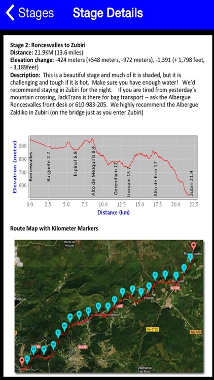 Camino Guide screenshot-3
