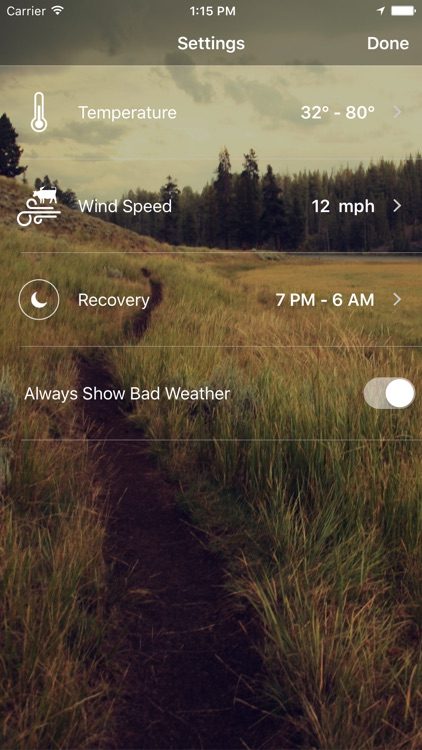 Runcast - Weather for Runners screenshot-3