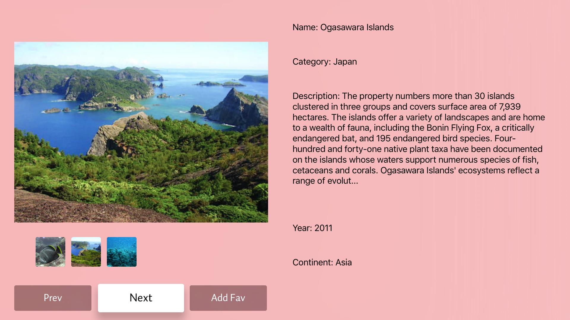 Japan Unesco World Heritage screenshot 12