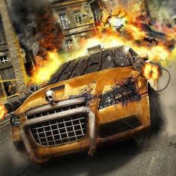 Road to survival:free highway racing & shooting games