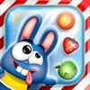 Crazy Fruit Match 3 Game - Infinite Puzzle Adventure and Crush Mania