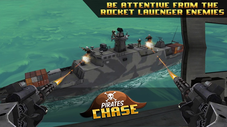 Pirates Chase : kill or Capture the sea smugglers