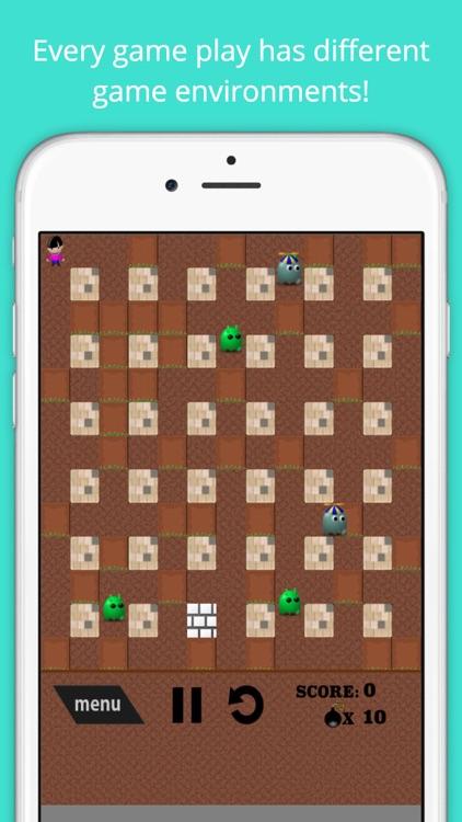 Bomber Boy Game : Game of Bomberman